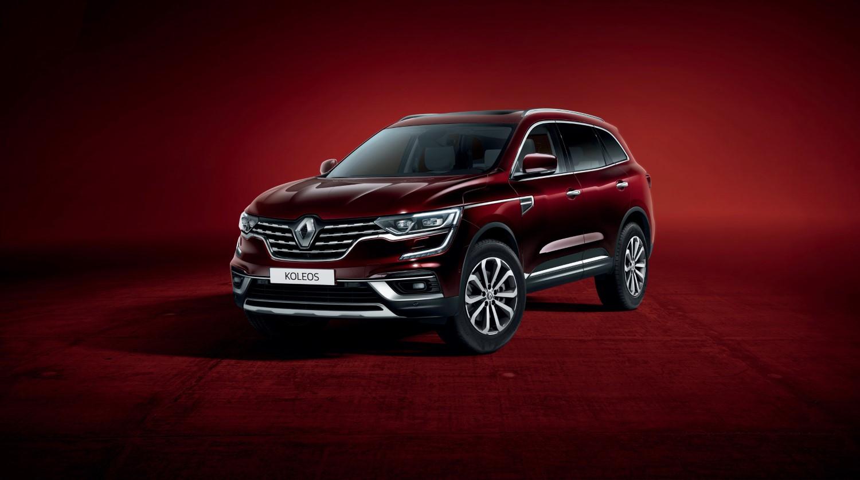 Премиерно: освежување за Renault Koleos