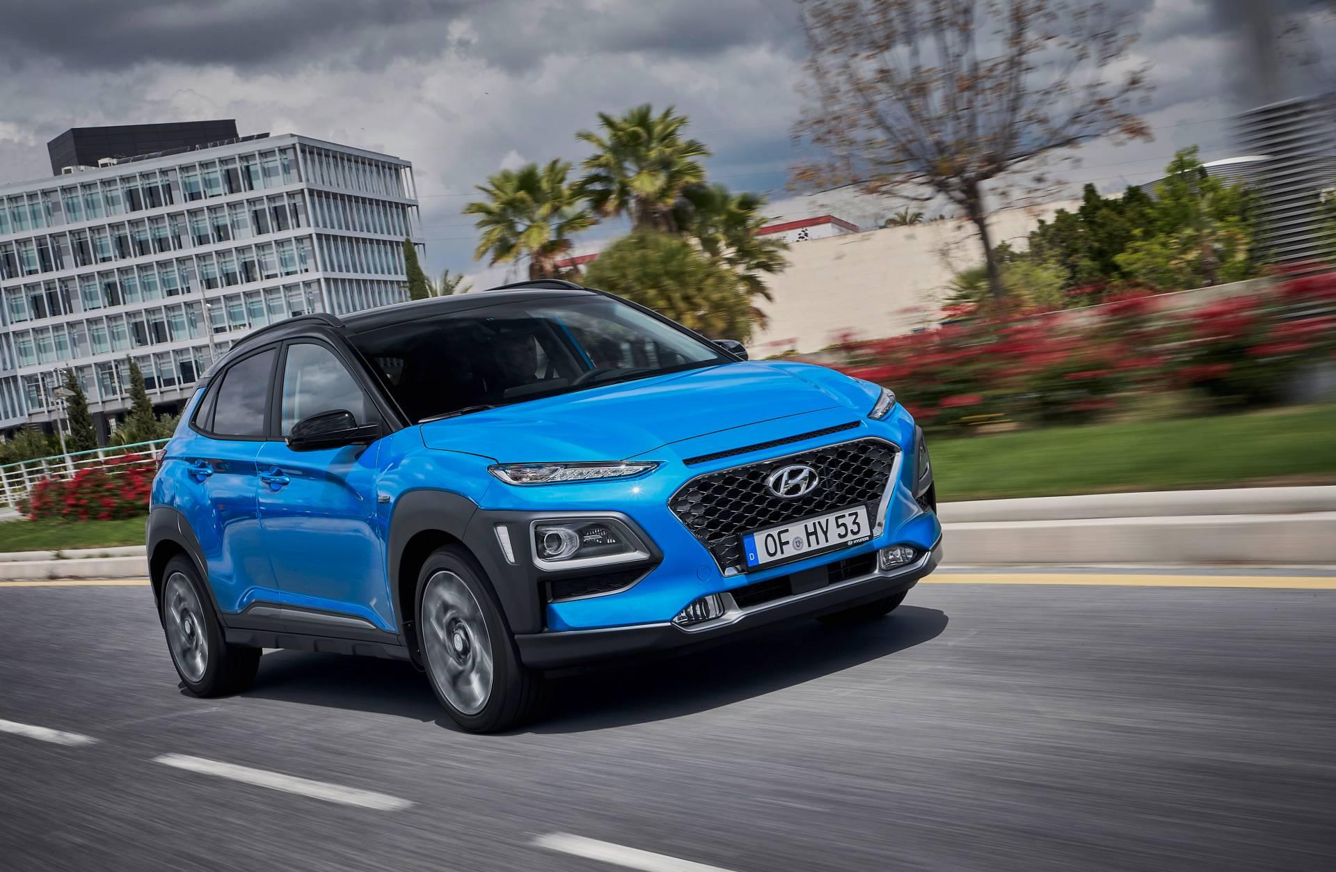 Hyundai Kona Hybrid достапна и на европскиот пазар / ВИДЕО