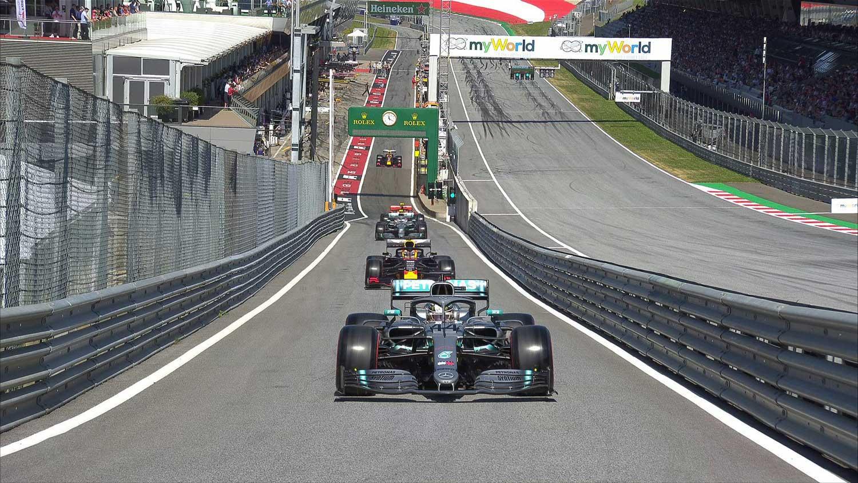 Конфузијата расчистена. ФИА го потврди конечниот редослед за трката во Австрија