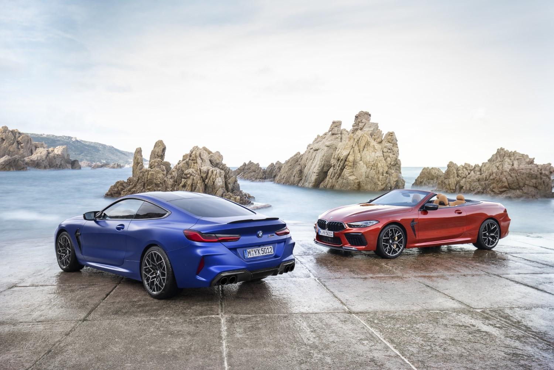 Светска премиера за BMW M8 Coupe и M8 Convertible / МЕГА ГАЛЕРИЈА
