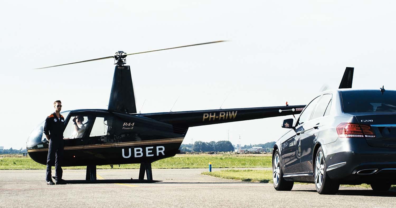 Uber во понуда веќе има и хеликоптери