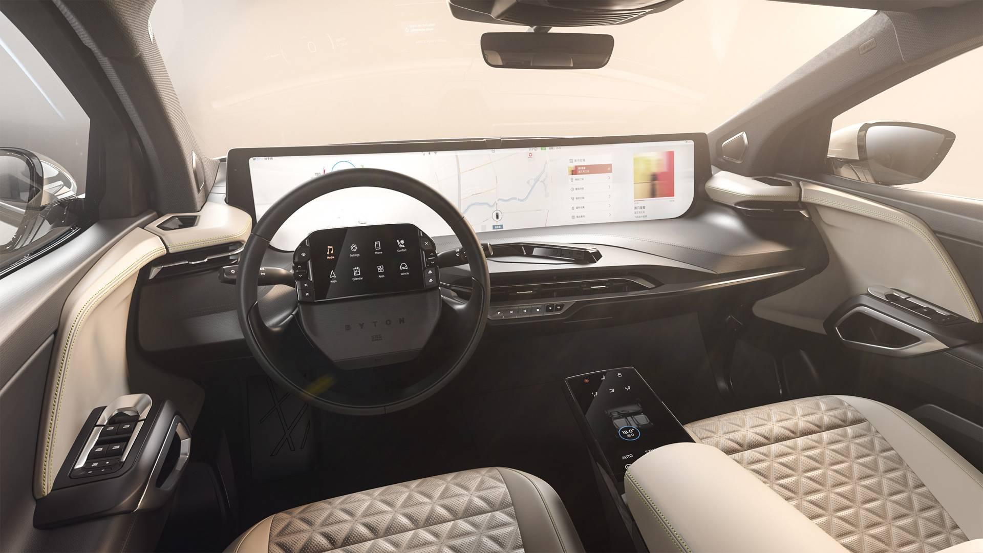 Дали е ова иднината на автомобилскиот кокпит?