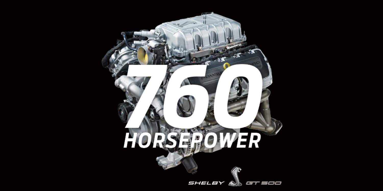 """Новиот Ford Mustang Shelby GT500 со 760 """"коњи"""" / ВИДЕО"""