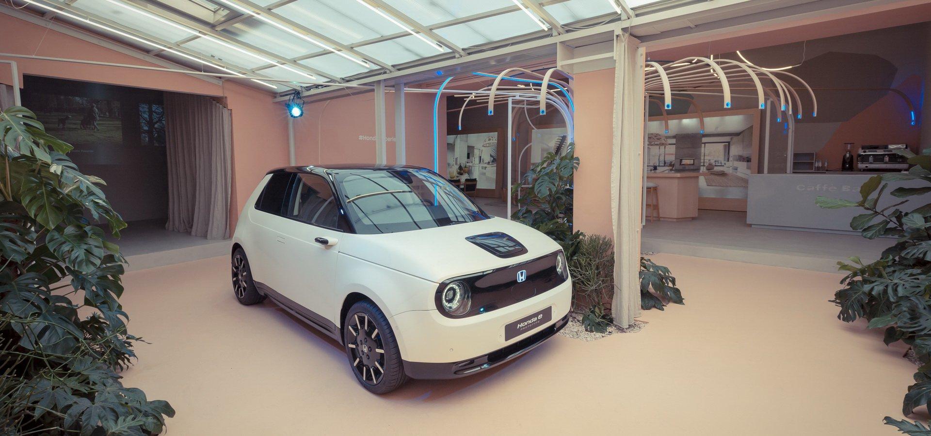 Нови детали за првата електрична Honda