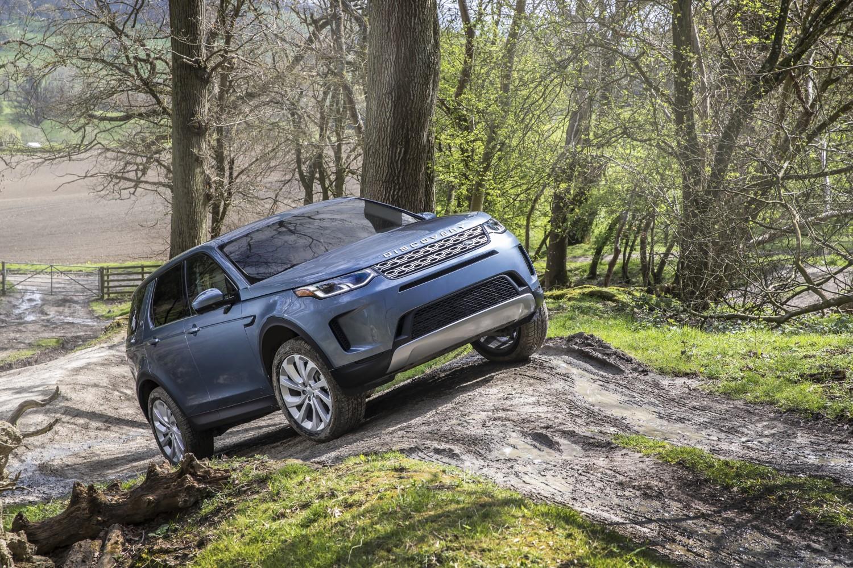 Land Rover Discovery Sport за 2020 година / ФОТО+ВИДЕО