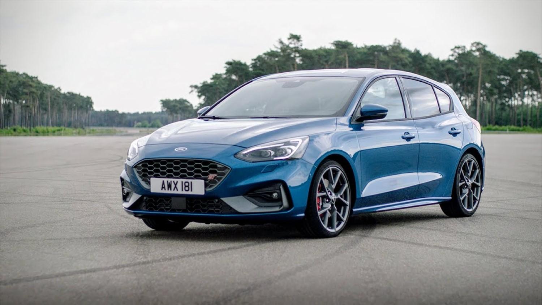 Новиот Focus ST забрзува како Civic Type R / ВИДЕО