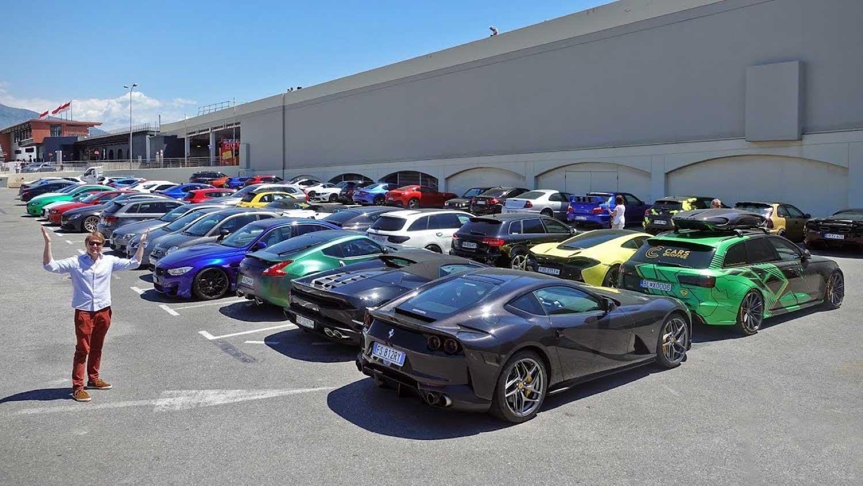 """Ова е можеби """"најскапиот"""" паркинг во светот / ВИДЕО"""