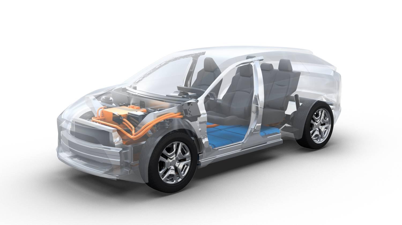 Toyota и Subaru со здружени сили за производство на електрични автомобили