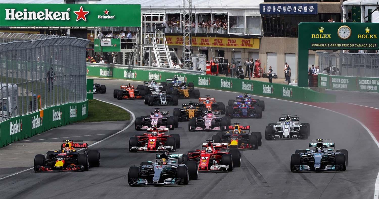 Formula 1: На ред 50-то издание на ГН на Канада