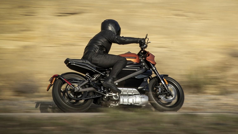 Harley-Davidson го повлече од производство својот прв електричен мотор