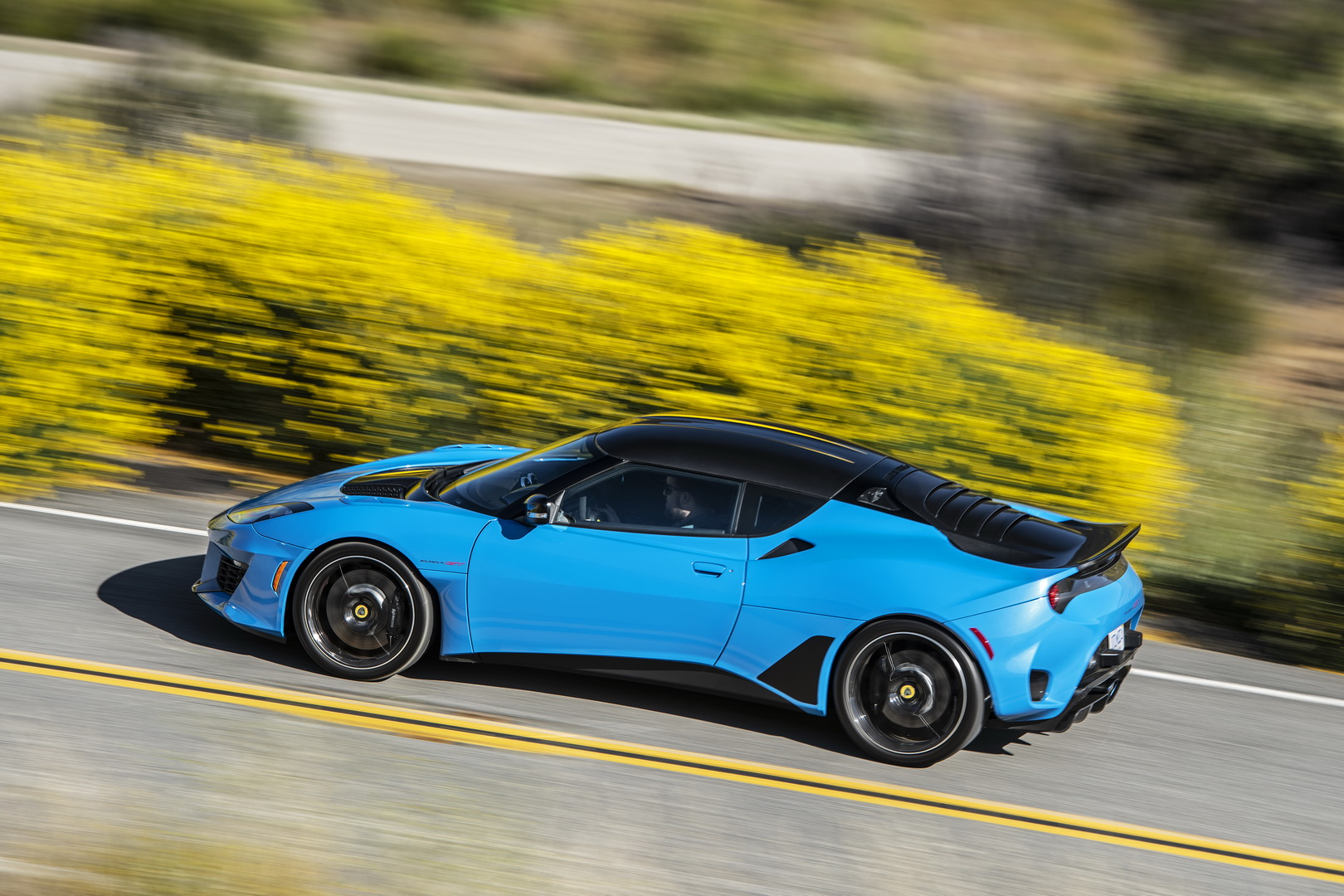 2020 Lotus Evora GT – поголема моќност и помала тежина / ФОТО