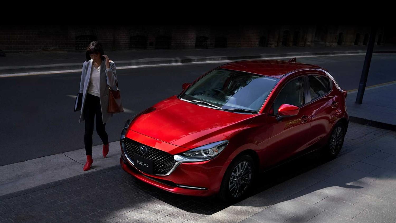 Освежување за Mazda 2 по пет години на европскиот пазар