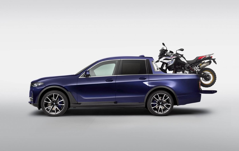 Изненадување од BMW – X7 во камионет верзија / ФОТО