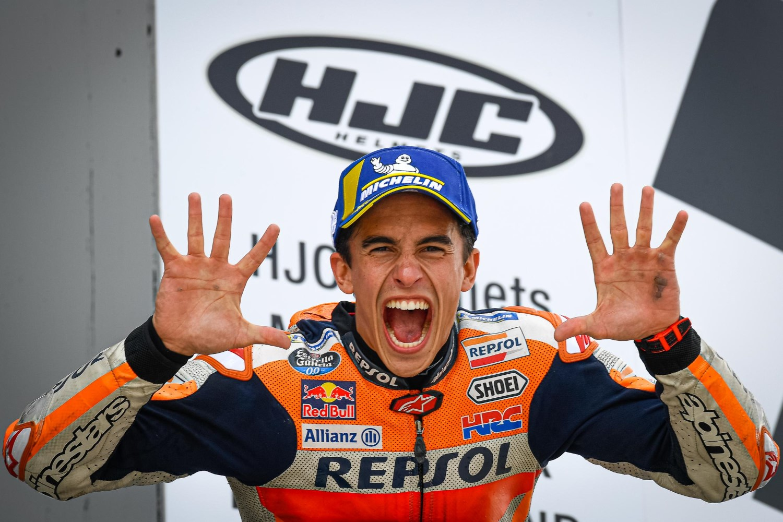 MotoGP: Марк Маркeз повторно триумфално на Заксенринг