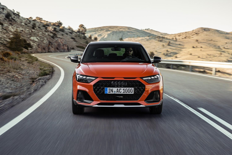 Премиера на Audi A1 Citycarver / ФОТО+ВИДЕО
