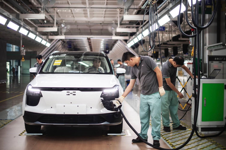 Кинески SUV ќе помине 14.000 километри на електричен погон за да ја освои Европа