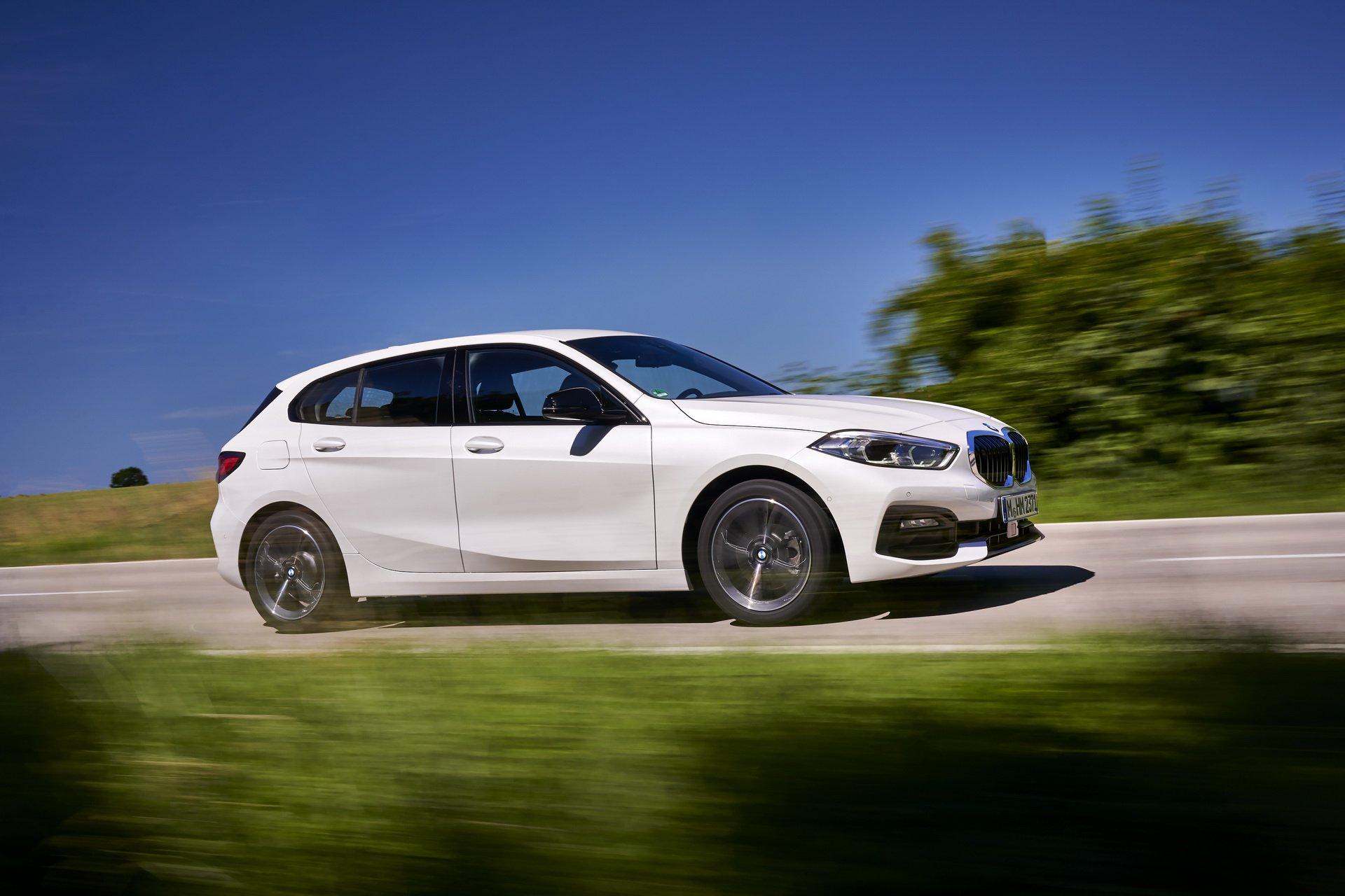 Од BMW тврдат: Нема разлика помеѓу предниот и задниот погон во Серија 1