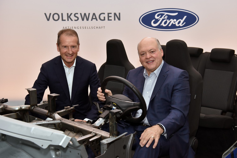 Ford и Volkswagen – проширување на соработката