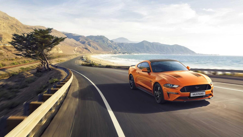 """""""Шлаг на торта"""" за колекционери: Ексклузивен Ford Mustang55 за Европа / ФОТО"""