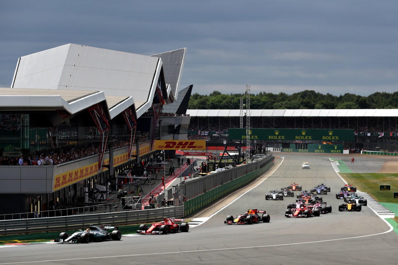Formula 1: денес се вози јубилејното 70-то ГП на Велика Британија