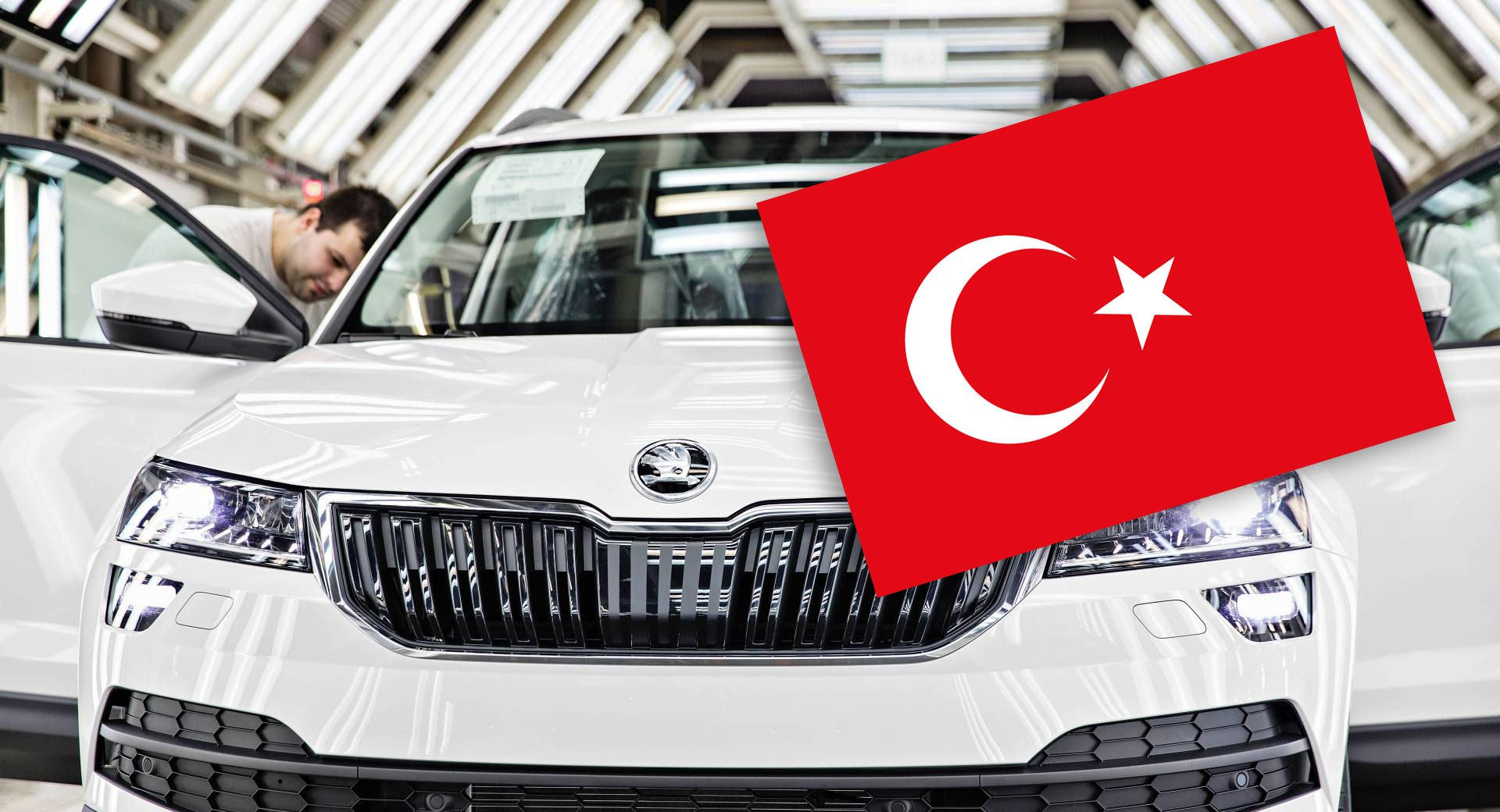 Падна одлука! Новата фабрика на Volkswagen ќе се гради во Турција!