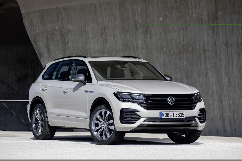 Специјална верзија за јубилејот – Volkswagen стигна до 1.000.000 Touareg примероци