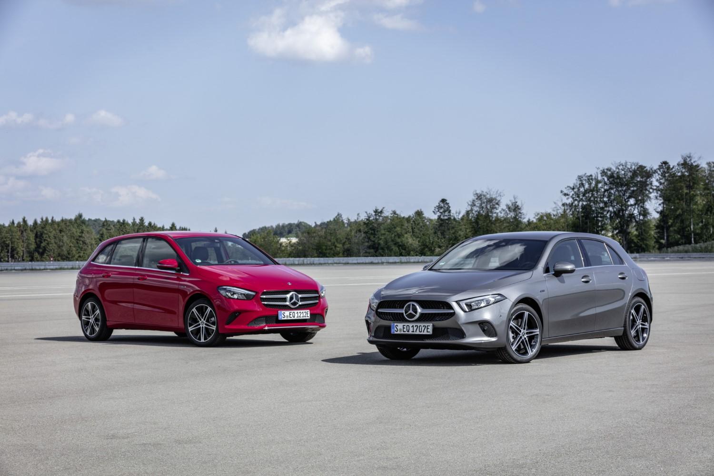 Mercedes ја проширува хибридната флота со два нови модели