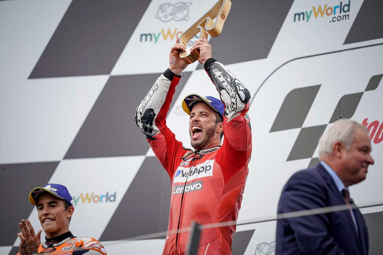 MotoGP: Фантастична трка во Австрија – Довициозо го надмудри Маркез во последната кривина!
