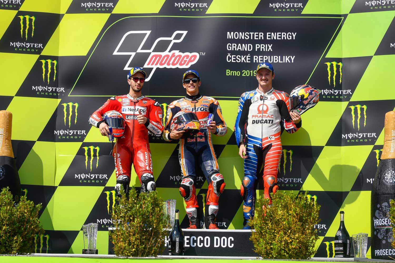 MotoGP: Маркез супериорно и во Брно / ВИДЕО