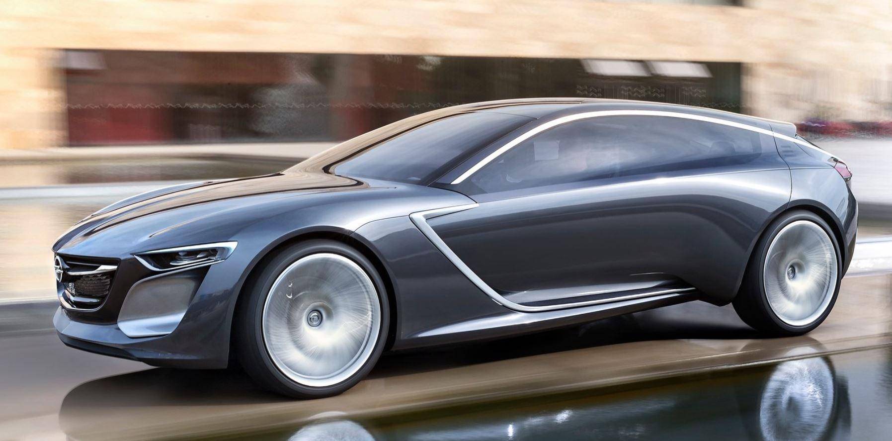 Новата Opel Insignia доаѓа на Peugeot платформа во 2022 година / ВИДЕО