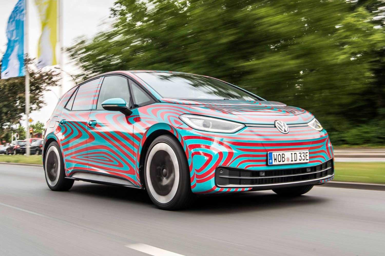 VW ја потврди премиерата на електричниот ID.3 во Франкфурт