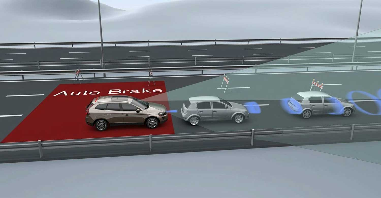 Системот за автоматско сопирање ги плаши возачите