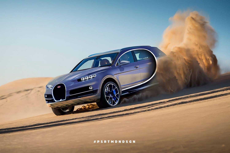 Теренец од Bugatti сепак ќе има?!