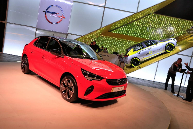 Премиера на новата Opel Corsa во Франкфурт / ФОТО+ВИДЕО