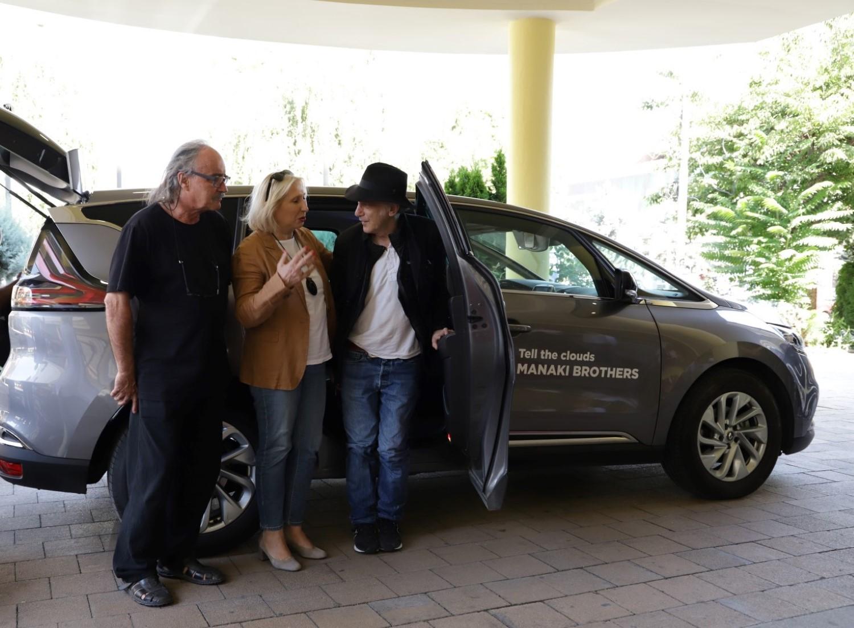 """Renault – официјален партнер на филмскиот фестивал """"Браќа Манаки"""""""