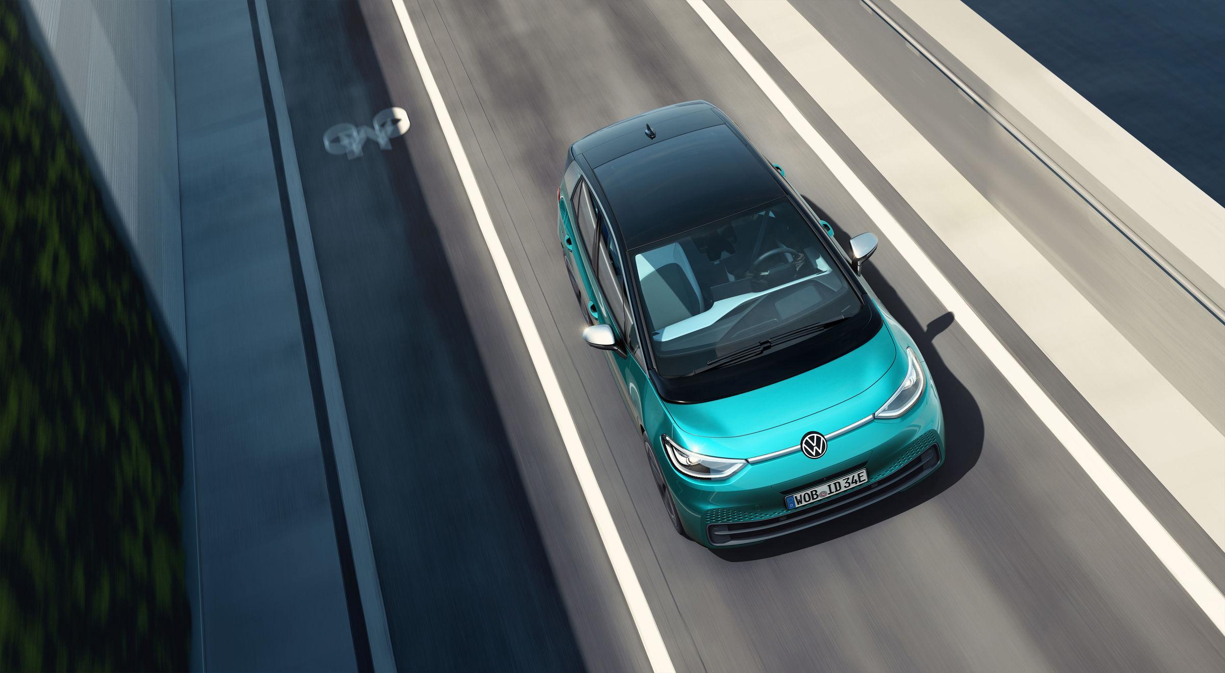 Запознајте се со новото лого на Volkswagen