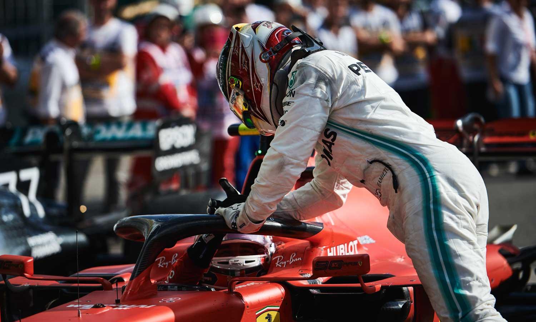 Хамилтон: Ferrari нè изненади со својот напредок
