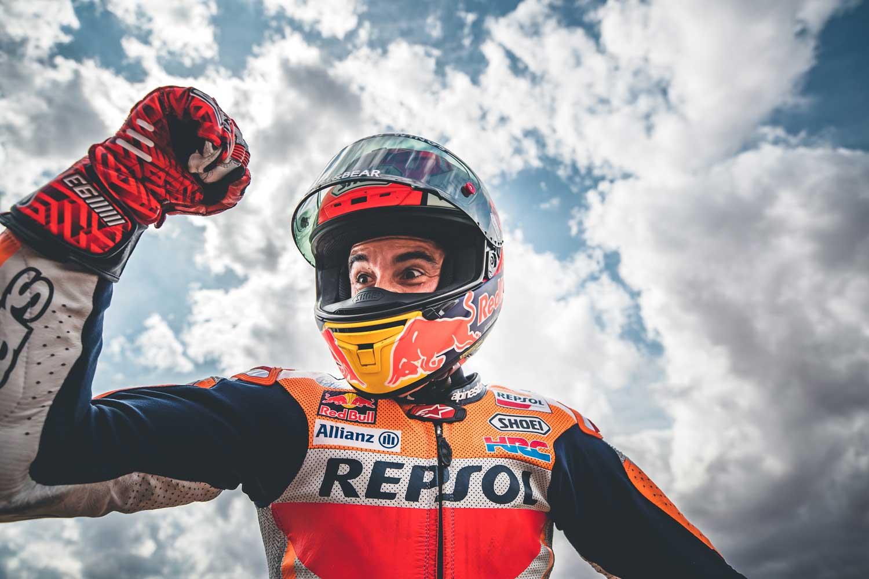 MotoGP: 200-та трка, 78 победа и 300-ти поен во сезоната за Маркез / ВИДЕО