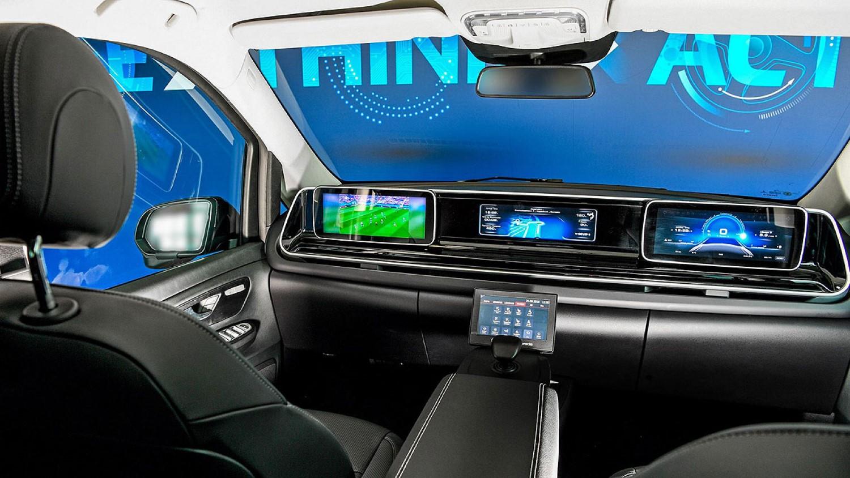 Дали би се возеле во самовозечко такси?