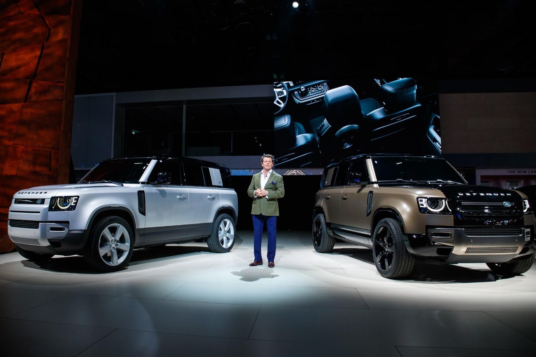 Легендата се враќа: Премиера за новиот Land Rover Defender / МЕГА ФОТО+ВИДЕО ГАЛЕРИЈА