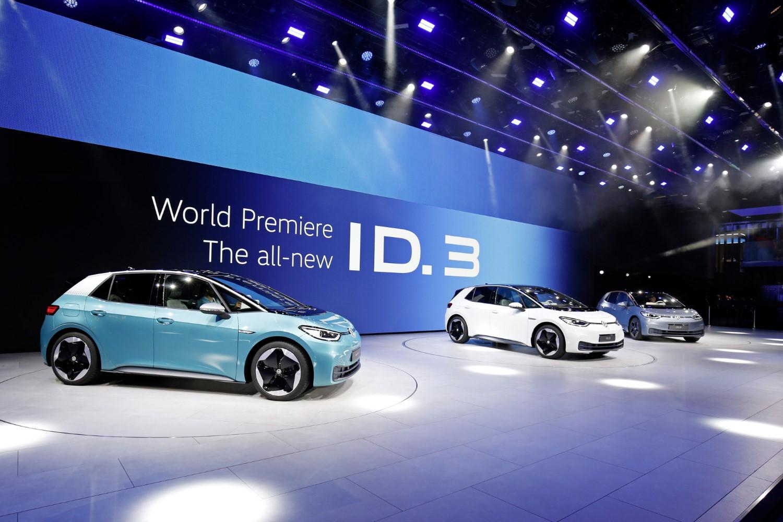 Volkswagen ID.3: најава за нова ера во автомобилската индустрија / ФОТО