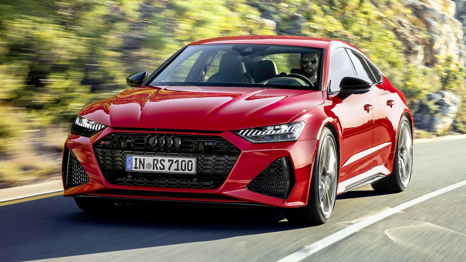 Ремек дело на Audi: RS7 е автомобил што никого не остава рамнодушен / ФОТО+ВИДЕО