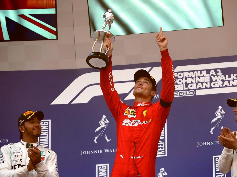 Formula 1: Чарлс Леклерк во Белгија конечно на тронот / ВИДЕО