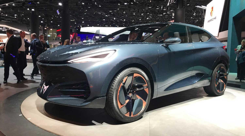 Премиера за првиот Cupra електричен автомобил / ФОТО