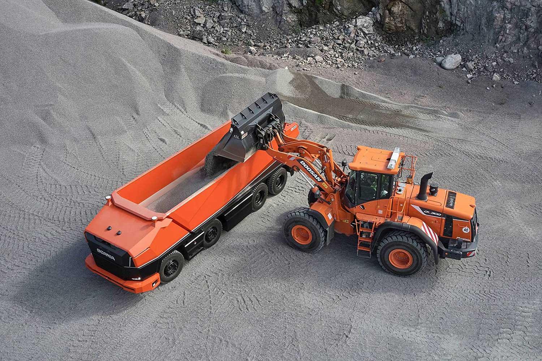 Scania го престави првиот камион без возач / ВИДЕО