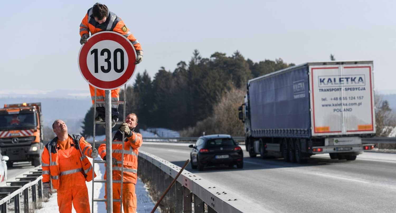 Зелените сакаат воведување на ограничување на брзината на автопатиштата во Германија