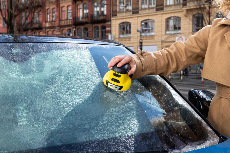 Конечно, Германците направија електрична стругалка за мраз
