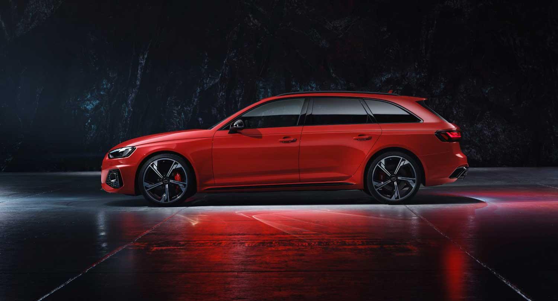 Премиера: Audi RS4 Avant за 2020 година