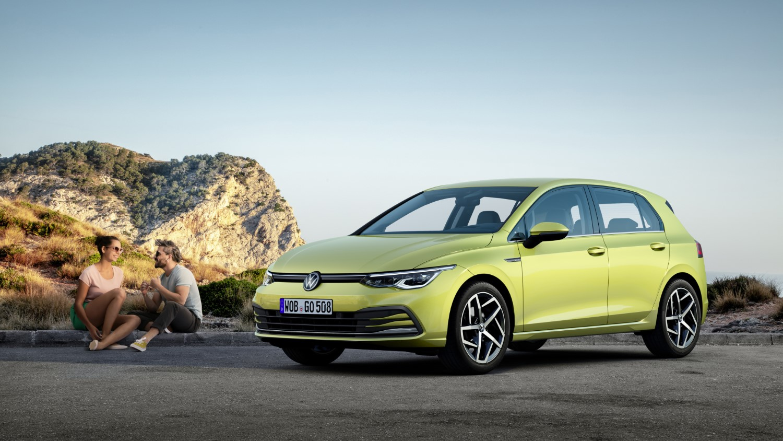 Новиот VW Golf влезе во германските салони