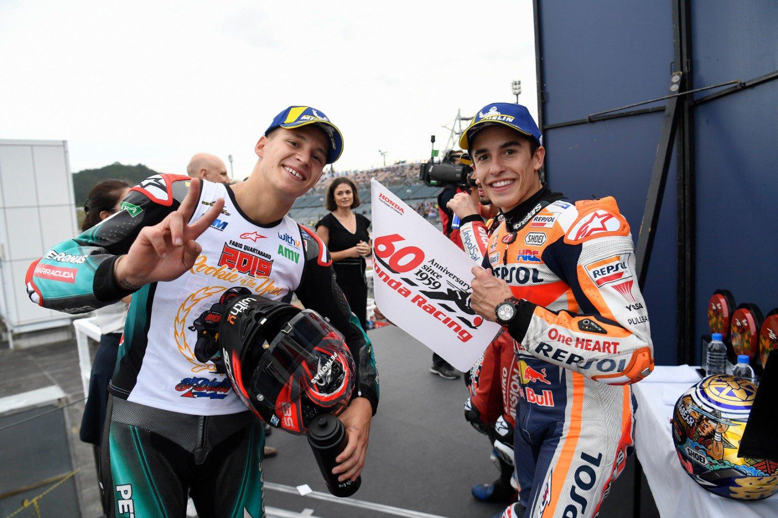 MotoGP: Нова победа на Маркез за конструкторска титула на Honda